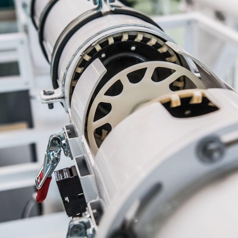 TUBO tubular conveying system